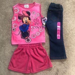 NWT Girls Outfit